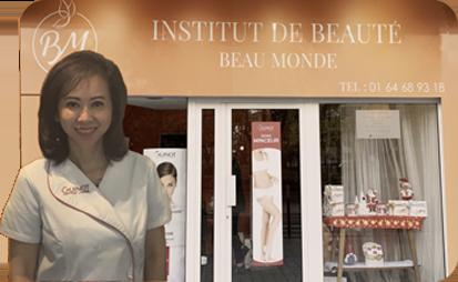 kim et l'institut beau monde 77